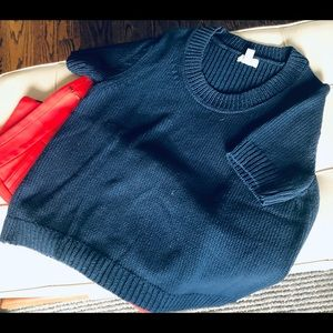 Lands End Boxy Sweater